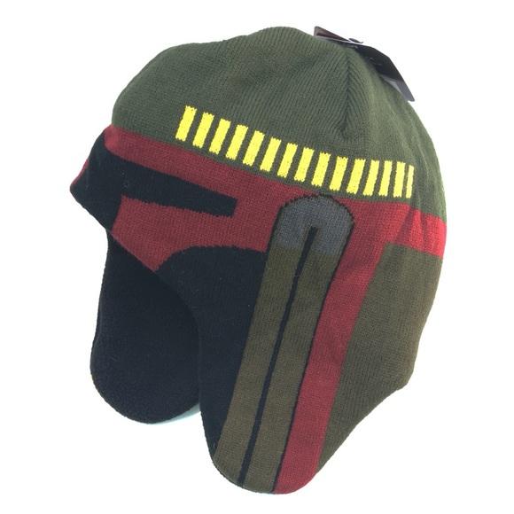 online retailer 73eaa 868d9 Star Wars Disney Lucas Films Boba Fett hat